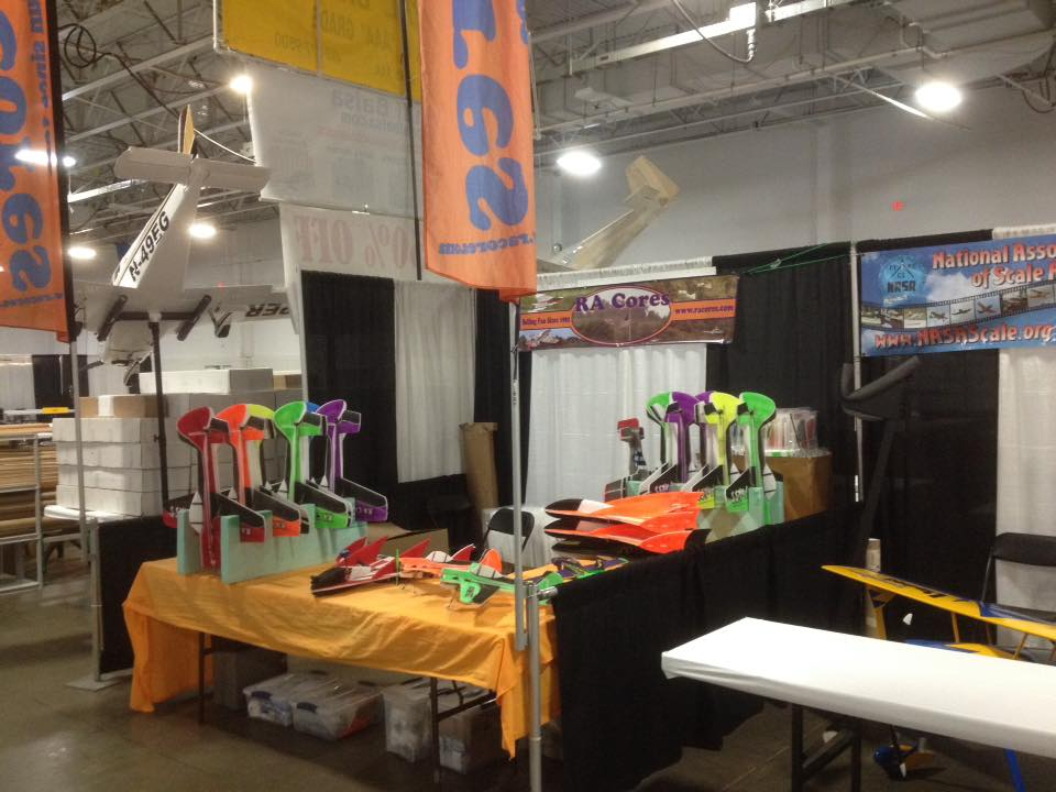 AMA Expo Show Booth 2017
